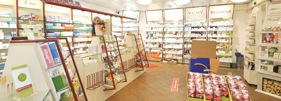 Die Aesculap Apotheke in Lemgo - Für Ihre Gesundheit.
