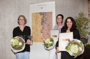 Die Gewinner beim Dr. Hauschka IdeenReich Wettbewerb